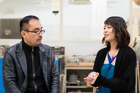 vol.14 SICF受賞者特別対談 <br>塩見友梨奈 × ヤノベケンジ