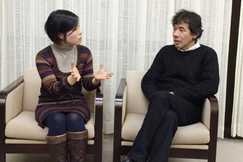 vol.15 SICF受賞者特別対談 <br>山本優美 × 葉山有樹