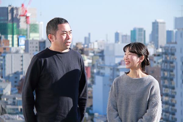 vol.23 SICF受賞者特別対談 <br>石川佳奈 ✕ 小澤慶介