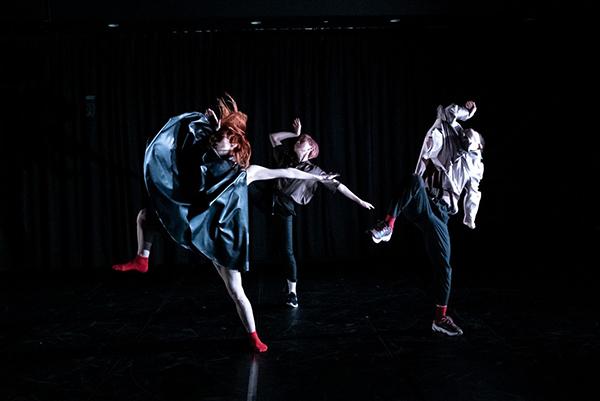 橋本ロマンス 横浜ダンスコレクション2020 コンペティションIIにて最優秀新人賞を受賞