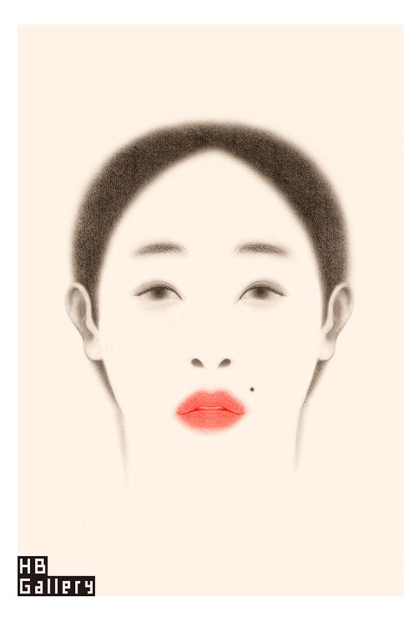 矢野恵司  個展「Face Landscape」